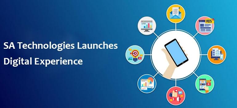 SA Technologies launches SA Technologies Digital Experience