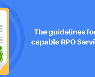 Checklist for selecting the right RPO Services Provider
