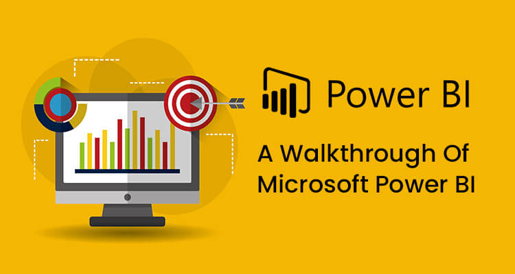 power bi walkthrough