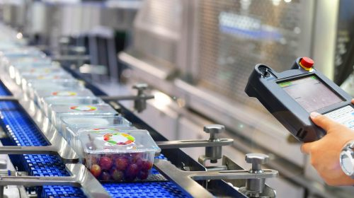 CRM in food beverage industry