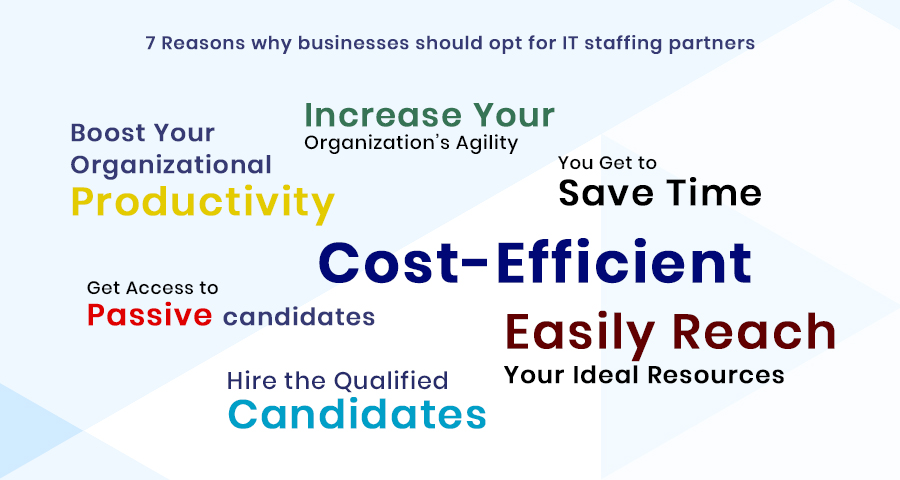 reasons why businesses need IT Staffing partner