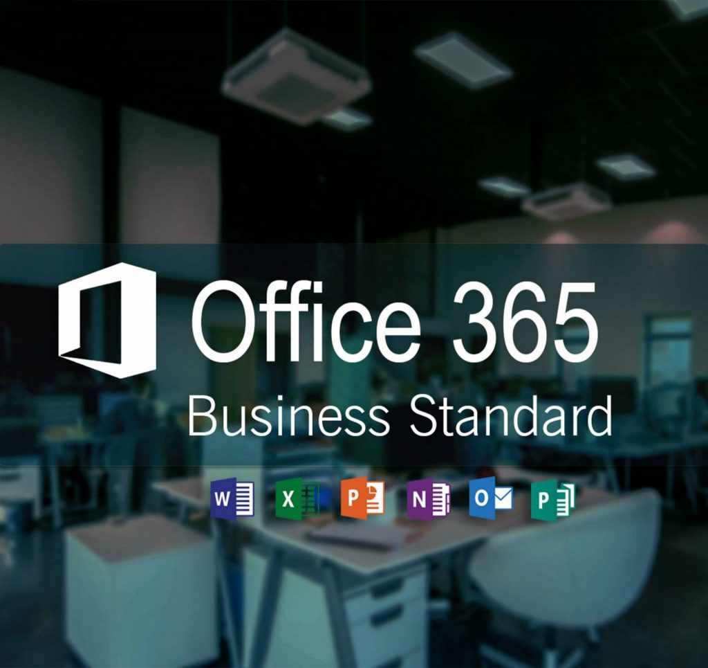 Microsoft 365 business standard plans to compare